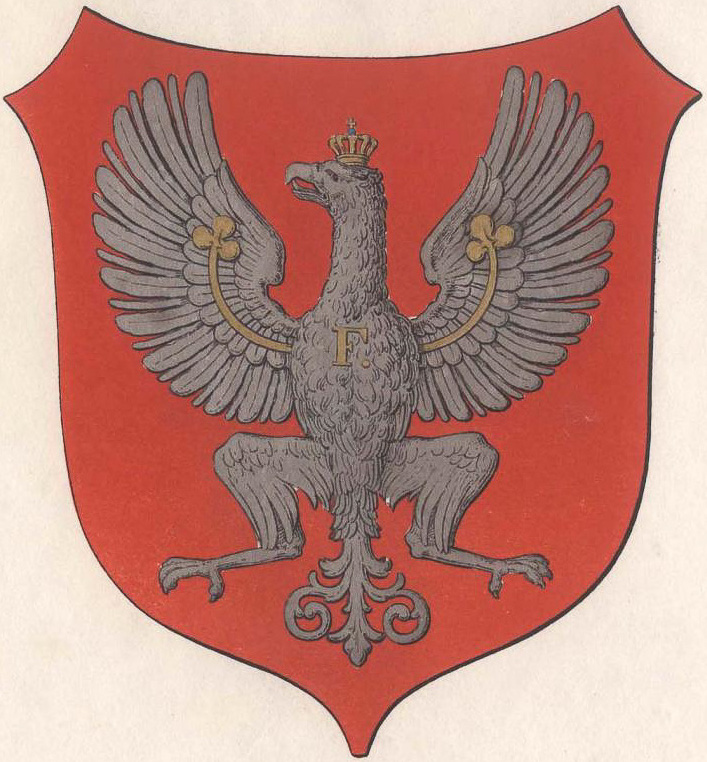 Coat of Arms of of Frankfurt, Free City