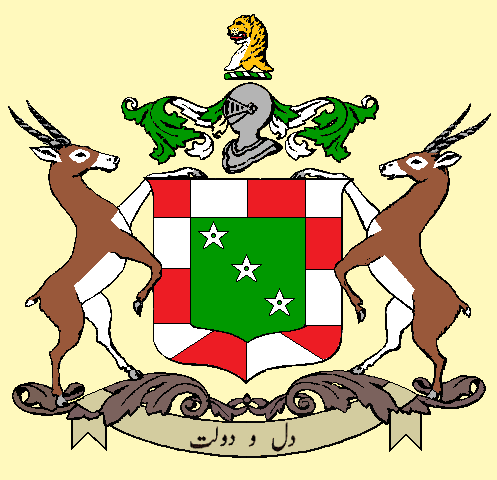 Coat of Arms of of Jaora State