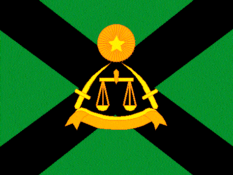 Flag of Jaora State