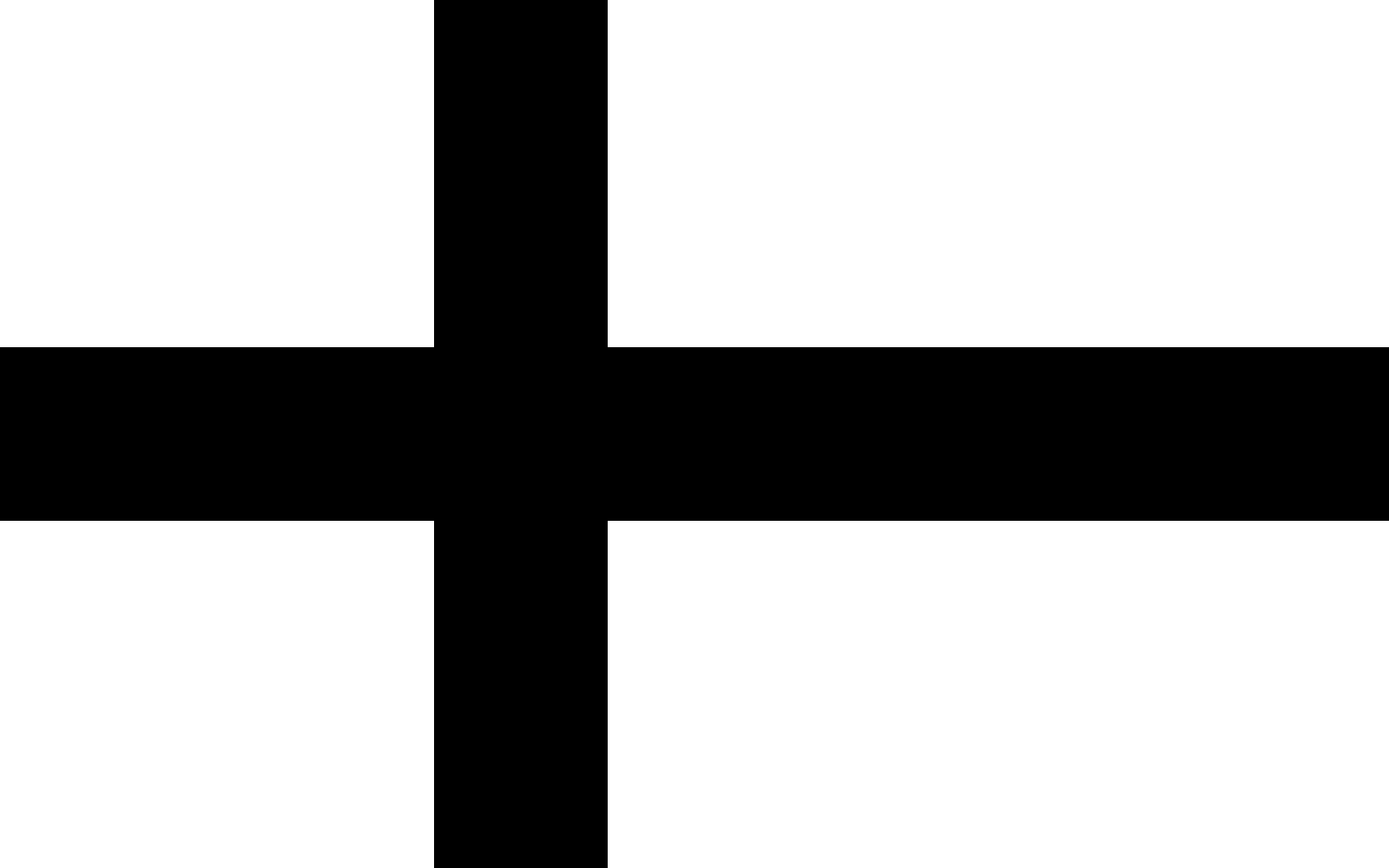 Flag of Teutonic Order, State of the